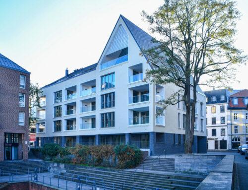 """Wohnprojekt """"CarlstadtUfer"""" in Düsseldorf"""