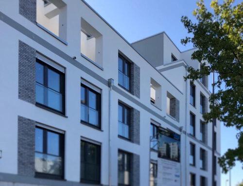 Neubau Bachstraße in Langenfeld