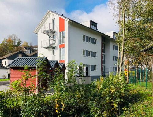 Schlüsselfertiger Wohnungsbau in Engelskirchen
