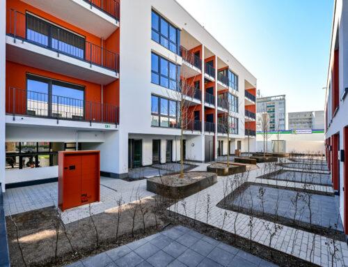 MelEHR – Kölns digitalstes Wohnhaus in Köln-Ehrenfeld